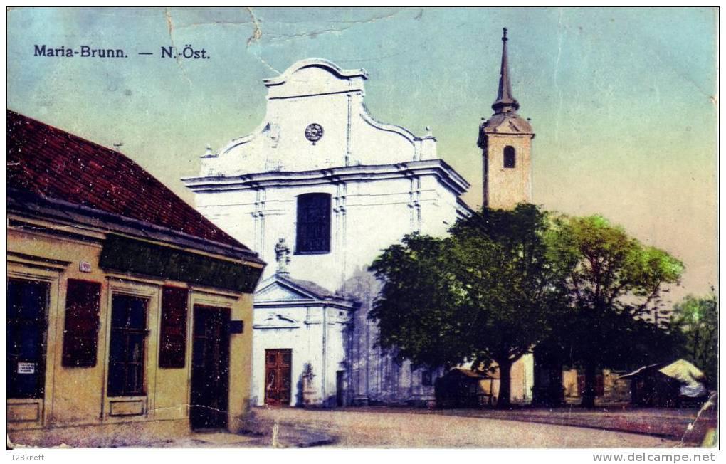 Maria - Brunn, Kirche - Österreich