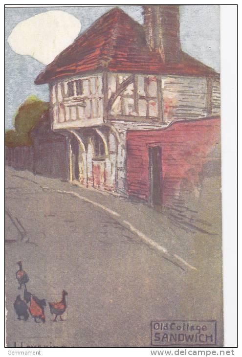SANDWICH - OLD COTTAGE - England