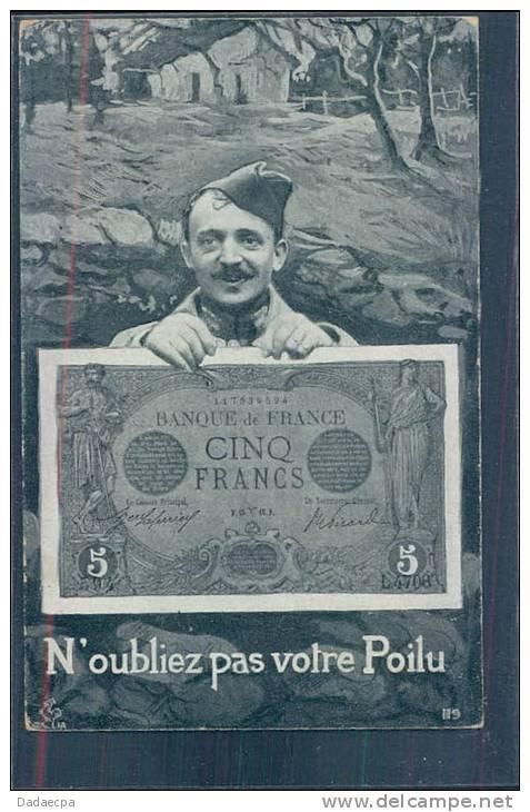 Billet De Banque, France, Animée, - Monnaies (représentations)