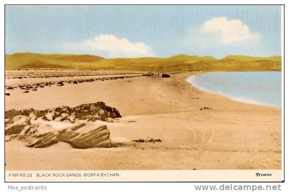 Wales - Black Rock Sands, Morfa Bychan    1489 - Wales