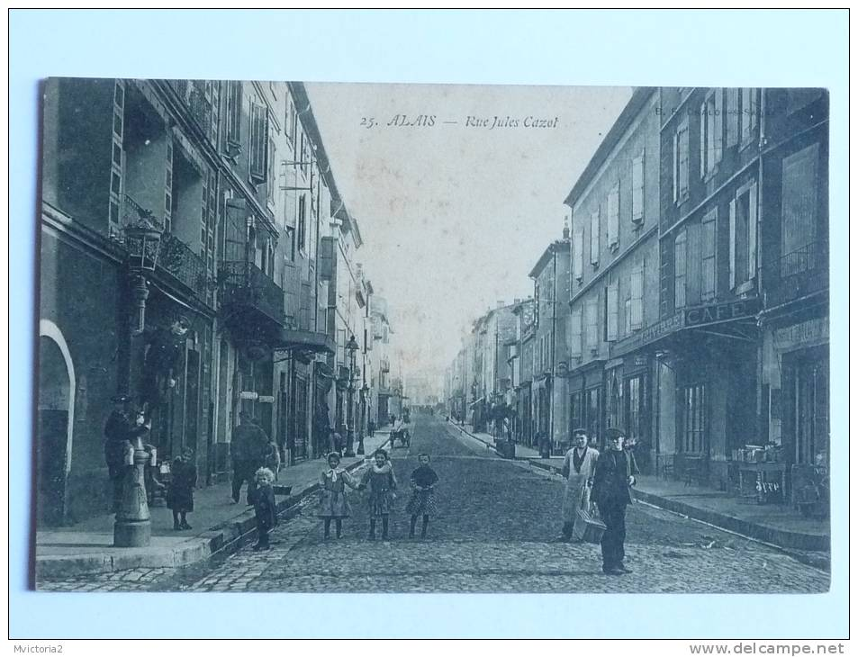 ALAIS - Rue Jules CAZOT - Alès