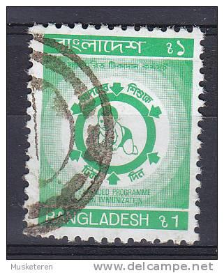 Bangladesh 1998 Mi. 643     1 T Gesundheitswesen - Bangladesch