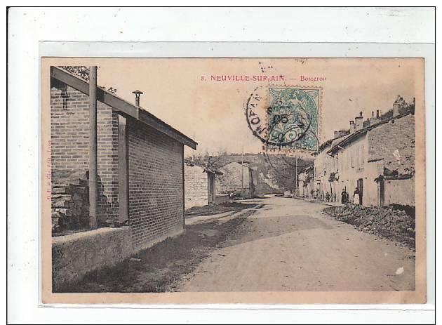 NEUVILLE SUR AIN - Bosseron - Très Bon état - Francia
