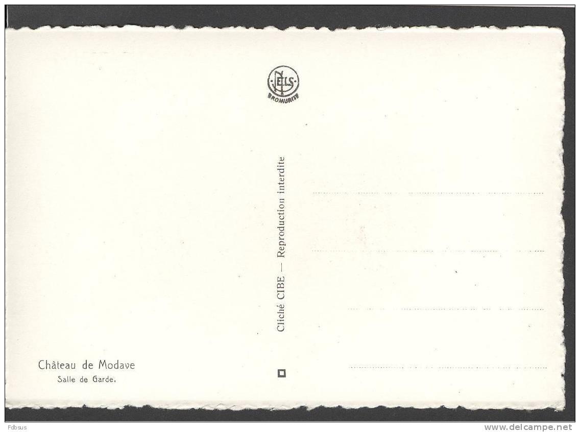 ED. NELS - KASTEEL MODAVE CHATEAU  - - Huy