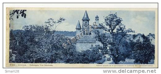 EDITION DE LA CHOCOLATERIE ET CONFISERIE FINE CANTALOUP-CATALA - N°B413 LYONNAIS COLLONGES VUE GENERALE - Cioccolato