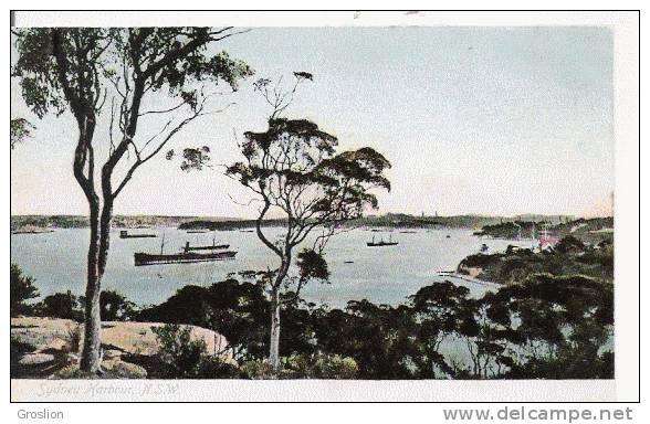 SYDNEY  HARBOUR   N S W - Sydney