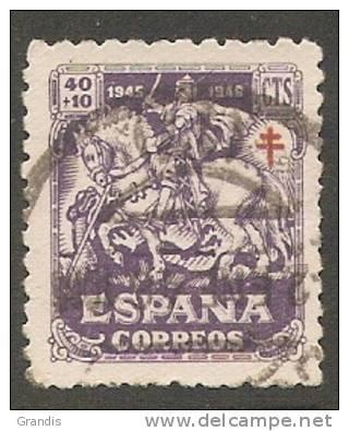 Spanje 1945 Ed.nr.995 - 1931-50 Usati