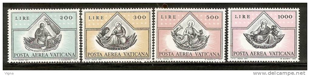 VT125  - VATICANO - Sassone P.A. 55/58 **  - Quattro Evangelisti - Nuovi