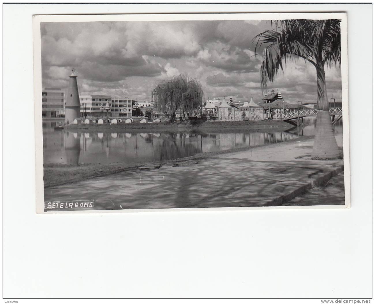 BRASIL BRAZIL  [OF #10081 ] - SETE LAGOAS - MINAS GERAIS - SEM VERSO - Mozambique