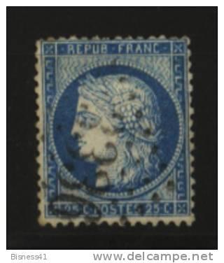 France, N° 60 Oblitération GROS CHIFFRES  N° 3336  // SAVENAY  Au Quart De Cote - 1862 Napoleon III