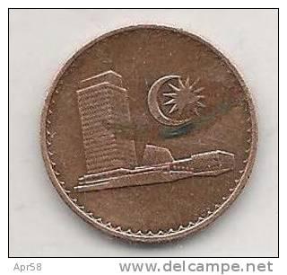 Malaysia 19731sen - Coins