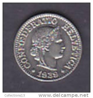 SUISSE - 10 Rappen - 1939 - Suiza