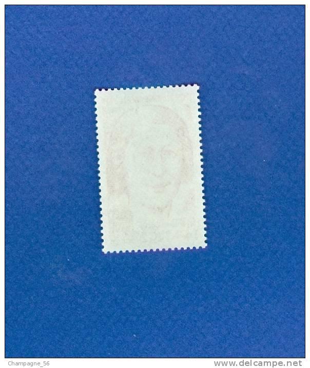 FRANCE 1979  N° 2032 A  SIMONE WEIL   NEUF ** GOMME YVERT & TELLIER 0.50 € - Nuovi