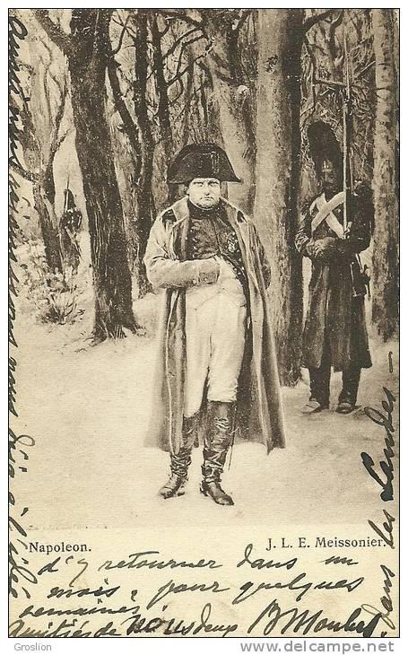 NAPOLEON  - J.L.E MEISSONIER - Histoire