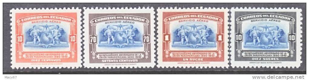 Ecuador C 87-90  Fault  * - Ecuador