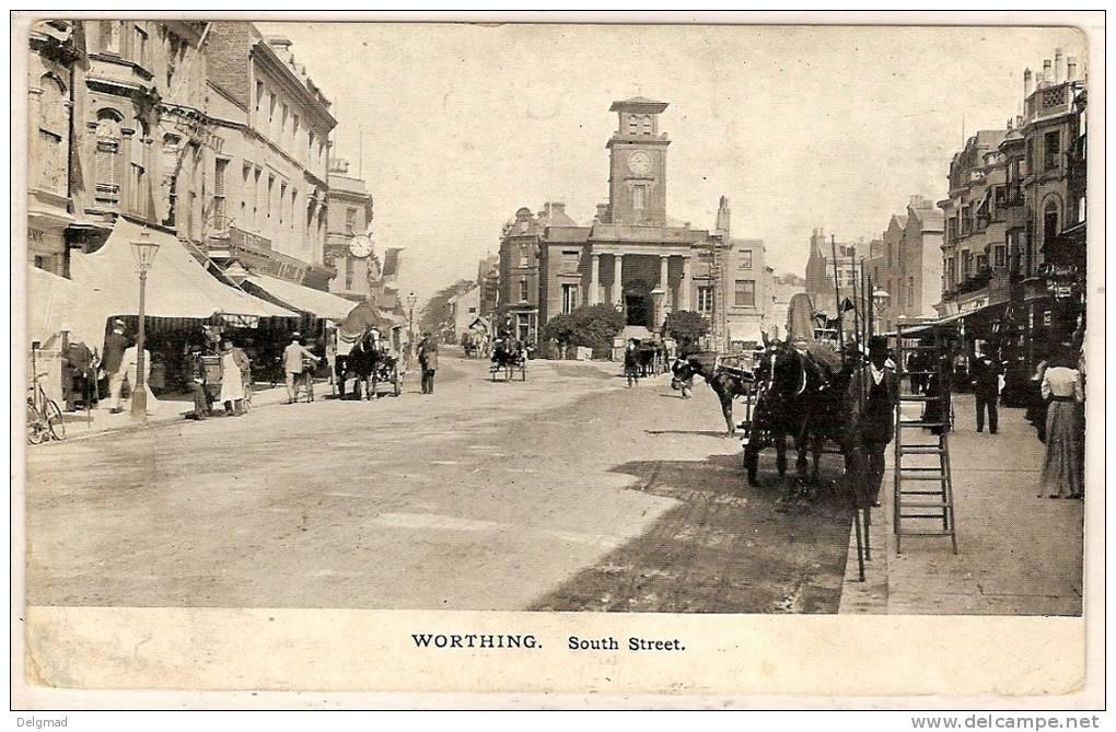 ENGLAND WORTHING South Street - Worthing