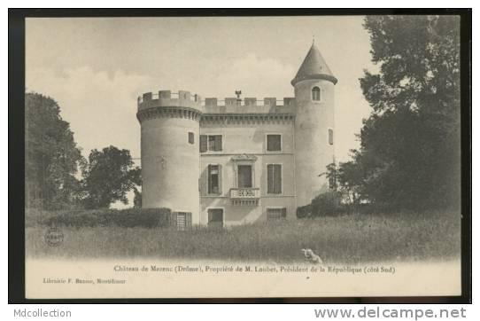 26 LA BEGUDE DE MAZENC /        Château Du Président Loubet         / - France