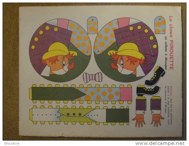 -Enfant-Jeunesse-Revue Colibri-Juillet 1965-N°89- - Hachette