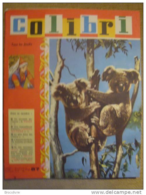 -Enfant-Jeunesse-Revue Colibri-Juin 1965-N°87- - Hachette