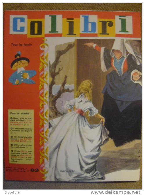 -Enfant-Jeunesse-Revue Colibri-Mai 1965-N°83- - Hachette