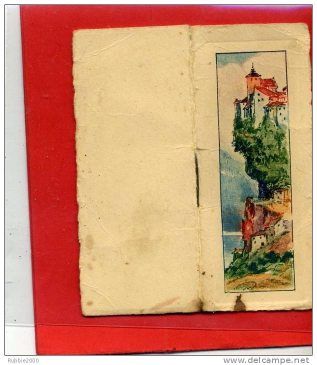 CALENDRIER 1946 OFFERT PAR LA PHARMACIE LEGEAY 17 RUE DE LA TONNELLERIE A CHARTRES - Calendriers