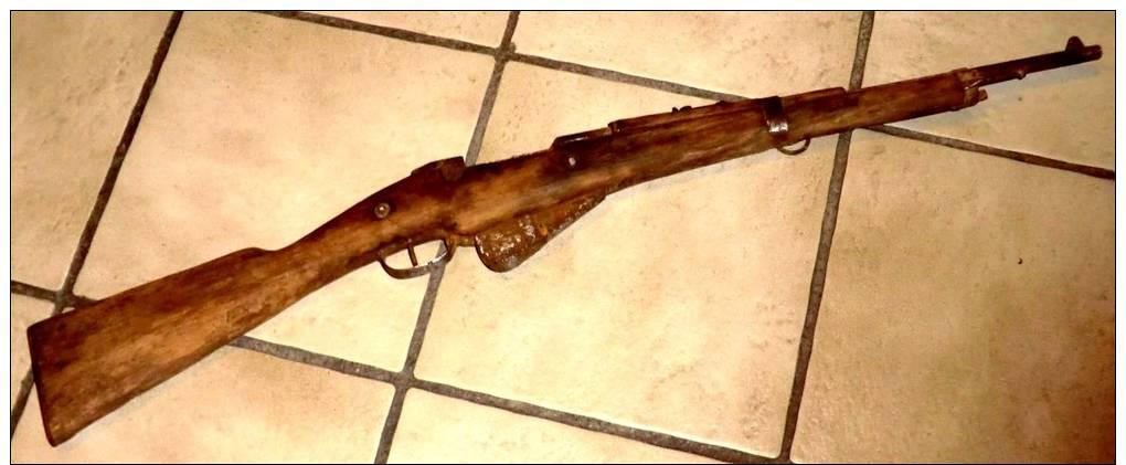 MOUSQUETON Berthier Chatellerault  Mle. M16 - 1939-45