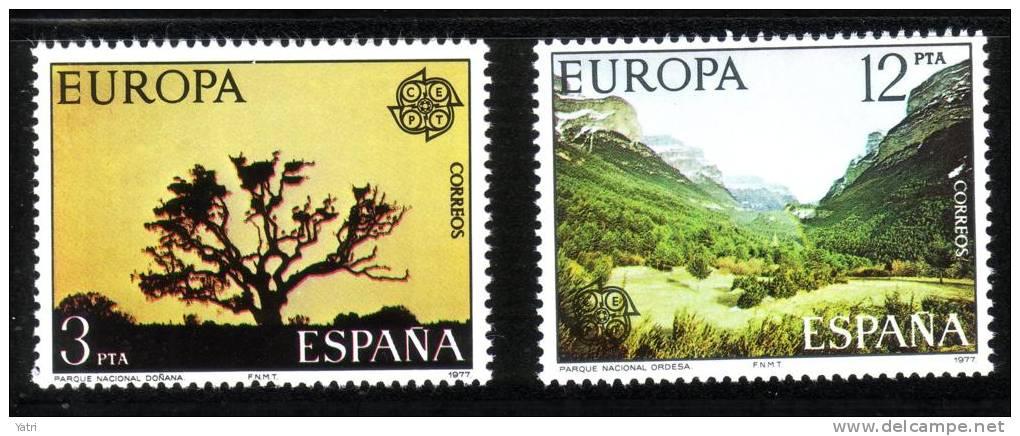 Cept 1977 Spagna ** - 1977