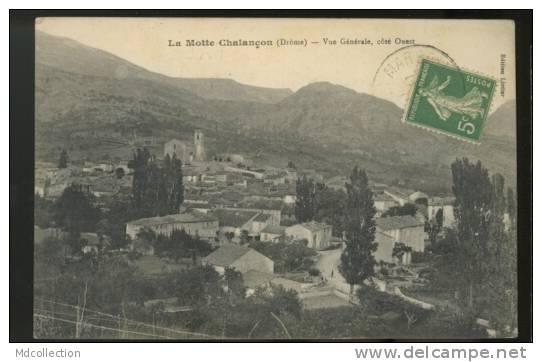 26 LA MOTTE CHALANCON /        Vue Générale         / - France