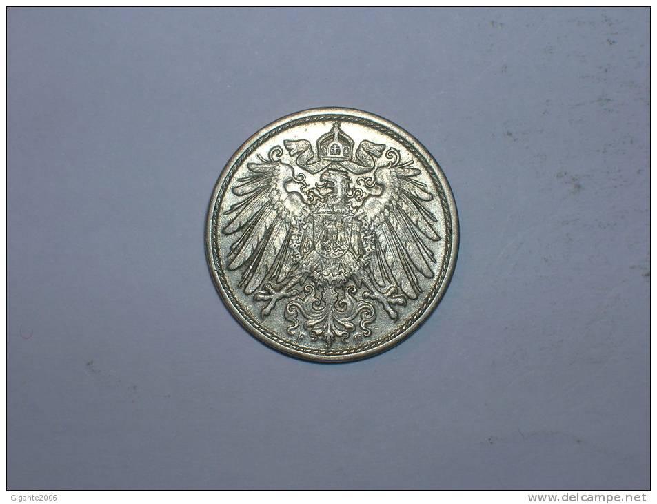 10 Pfennig 1915 E (196) - 10 Pfennig