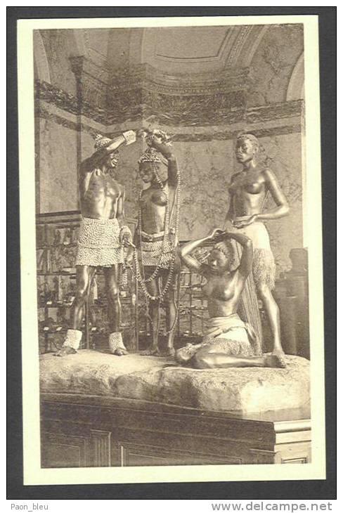 Tervueren - Musée Du Congo - Danse Fiançailles Des Dengesé - Verloovingsdans - Tervuren