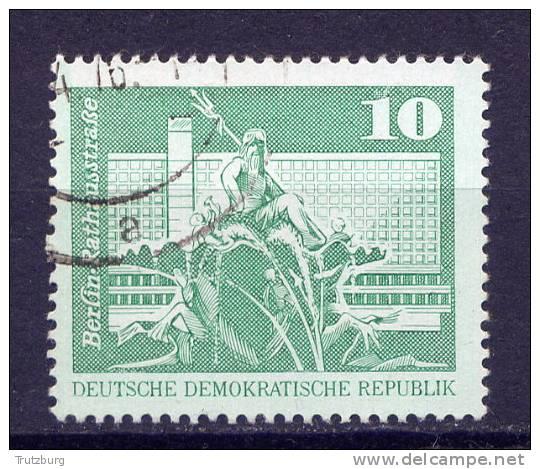 DDR Nr. 1843 Y IIa           O       (11001)    (Jahr:1973) - Gebraucht