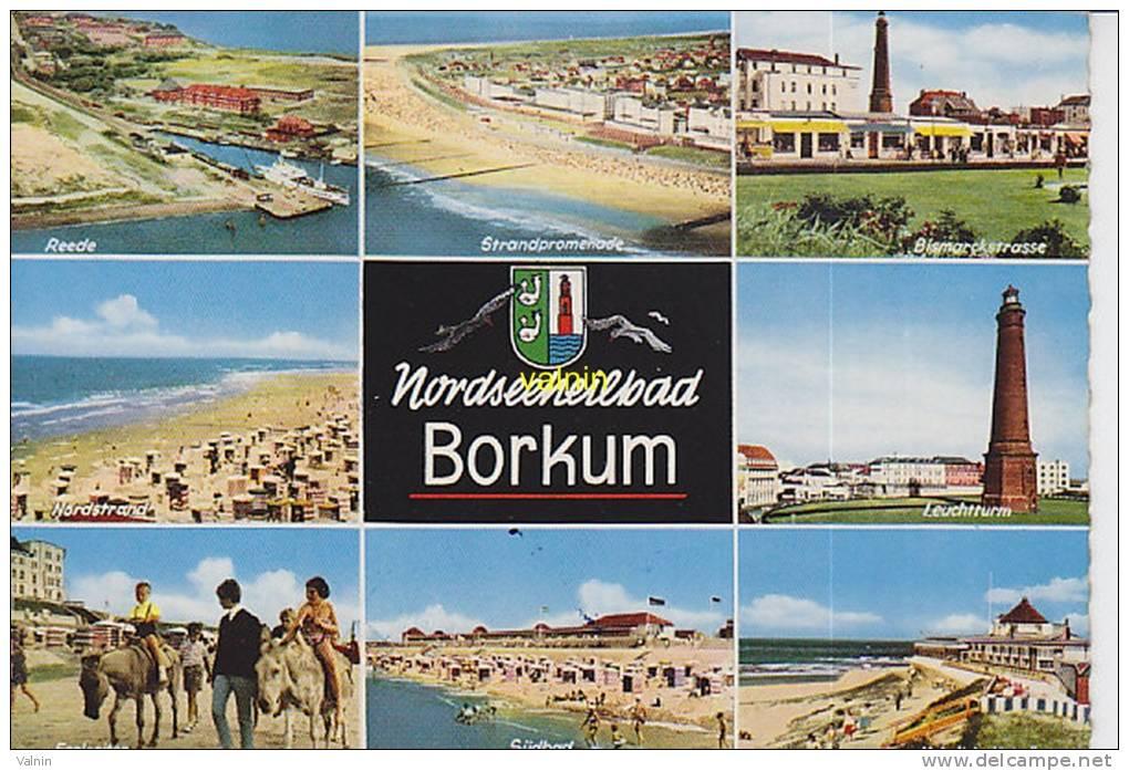 Borkum  Nordseebad - Borkum