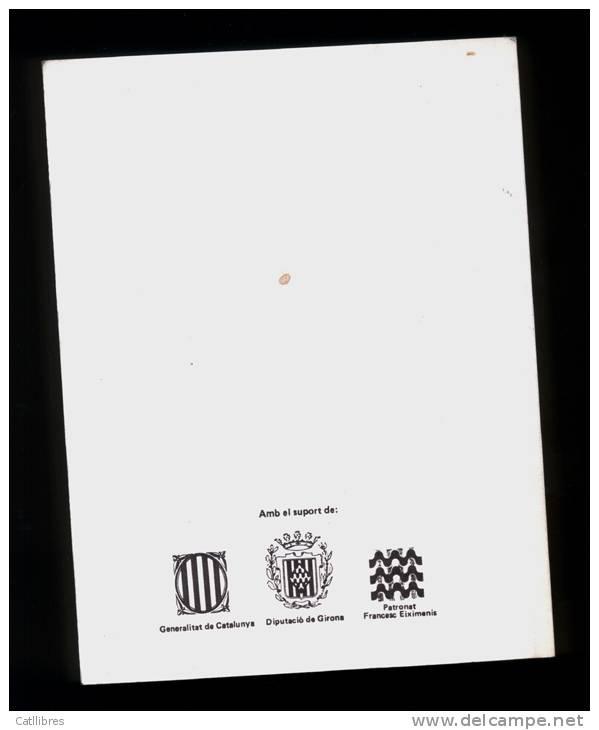 Annals 1984-1985 Del Patronat D´Estudis Històrics D´Olot I Comarca. Tom I. (història Local) - Cultura