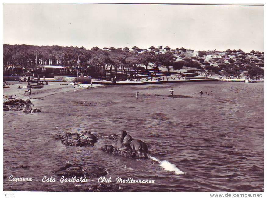 CAPRERA - CALA GARIBALDI - Club Méditerranée - Olbia
