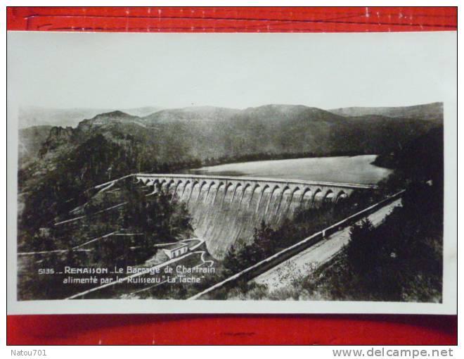 V7-42-loire-renaison -barrage De Chartrain- Alimente Par  Le Ruisseau -la Tache- - France