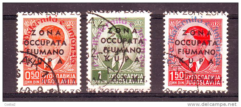 Zona Fiumano Kupa 1942 Maternità Infanzia - 9. WW II Occupation (Italian)