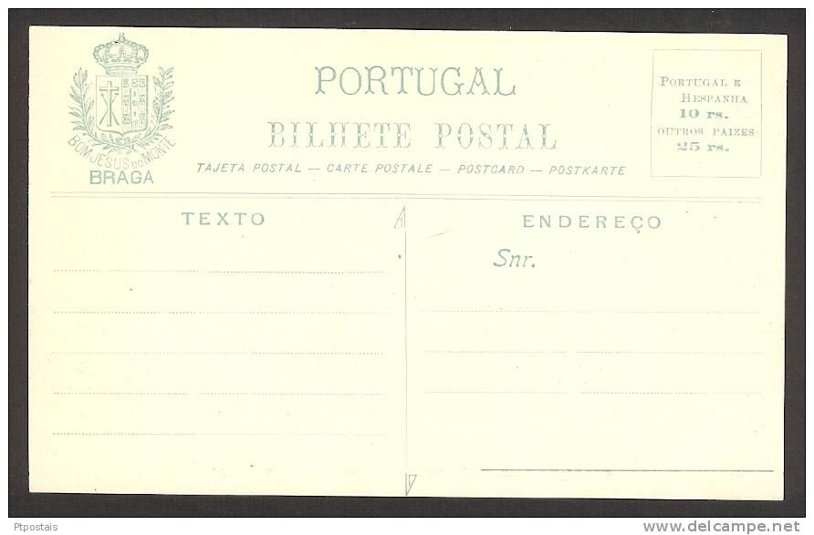 BRAGA (Portugal) - Chalets - Trajecto De Braga Ao Bom Jesus - Braga