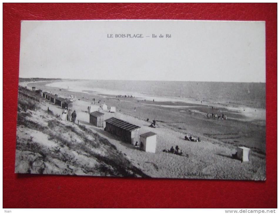 17 - ILE DE RE - LE BOIS PLAGE - - Ile De Ré