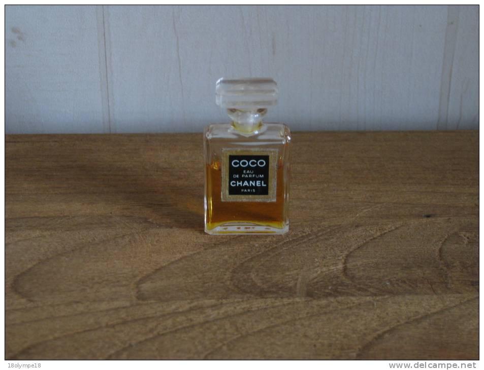 miniature de parfum coco de chanel eau de parfum 4ml. Black Bedroom Furniture Sets. Home Design Ideas