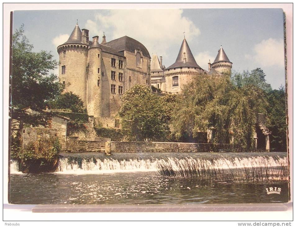CHATEAUX DE CHARENTE (16) - VERTEUIL - France