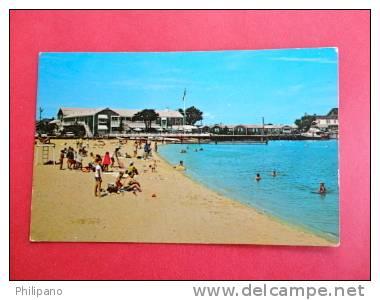 - Massachusetts > Nantucket  Childrens Bathing Beach   Early Chrome  S ==  ===- Ref 387 - Nantucket