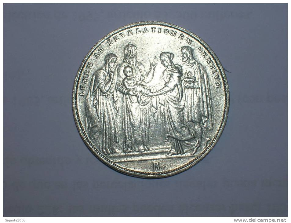 1 Scudo 1831 Bologna (79) - Vaticano (Ciudad Del)