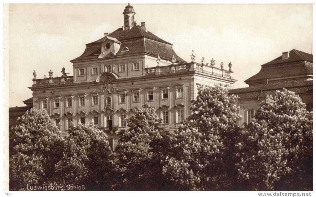 Schloss - Ludwigsburg