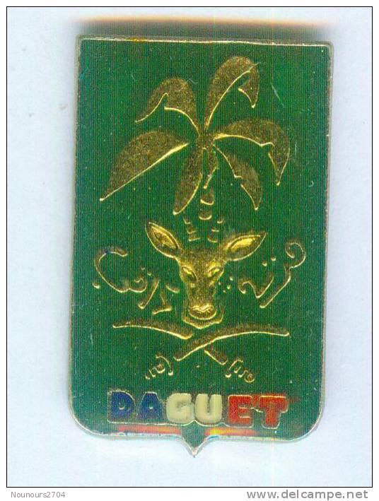 Pin´s DAGUET - Blason De L'opération DAGUET - Koweit 1991 - B092 - Armee