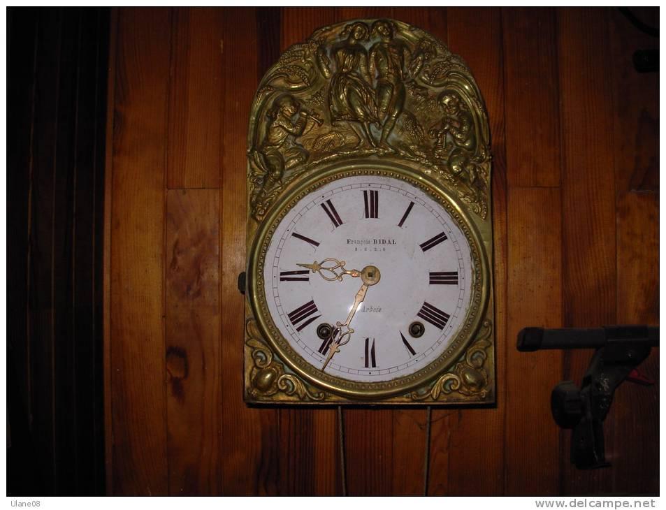 Horloge Comtoise - Horloges