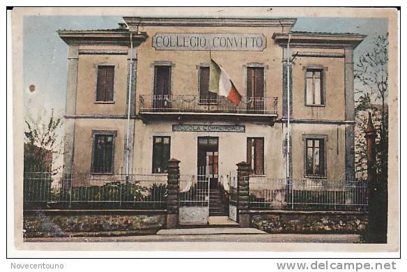 PIEMONTE - TORINO - Favria Canavese- Collegio Convitto Bertano - Sin Clasificación