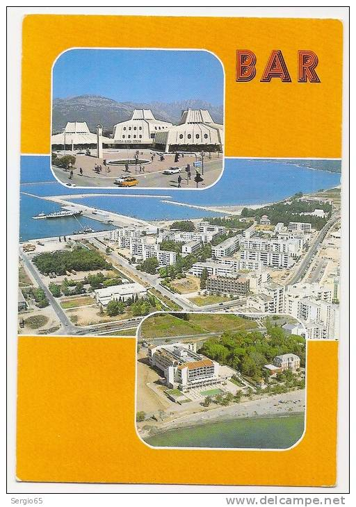 BAR- Not  Traveled - Montenegro