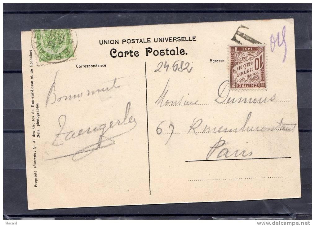 24582    Belgio,  Grottes  De  Han,  La   Salle  Du  Precipice,  VG - Rochefort