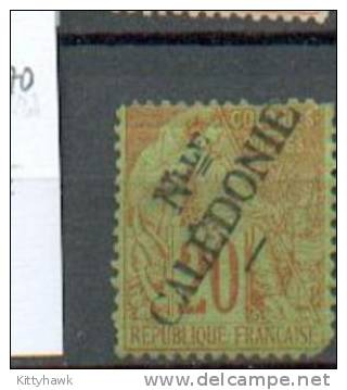 NCE 384 - YT 27 * -   Coin Droit Bas : 1 Dent Manquante - Ungebraucht
