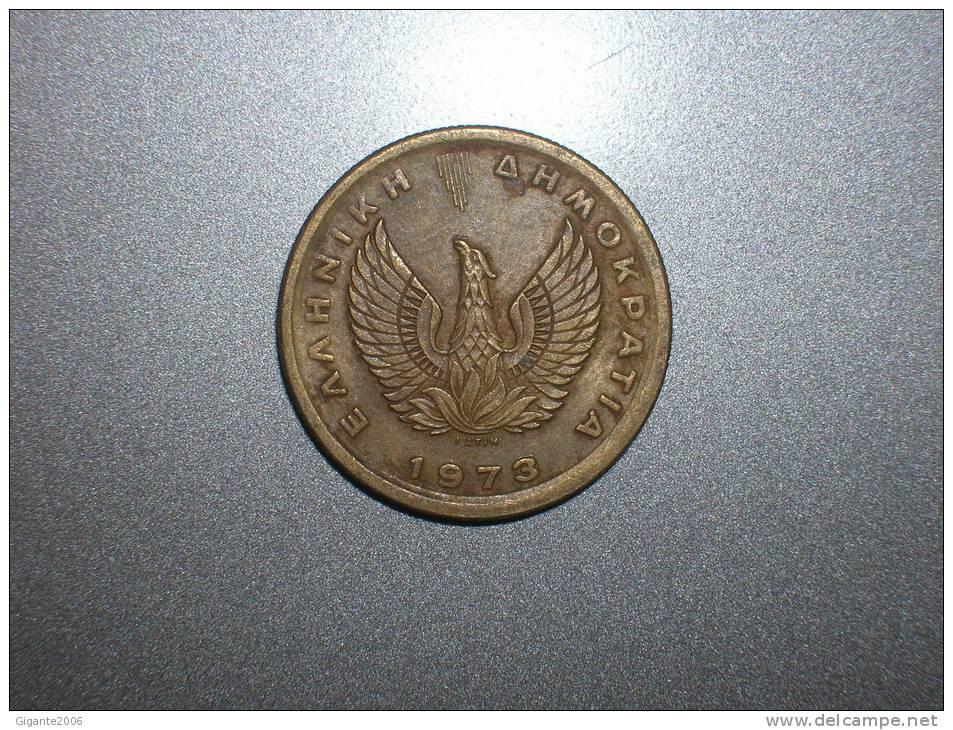 50 Lepta 1973 (1288) - Grecia